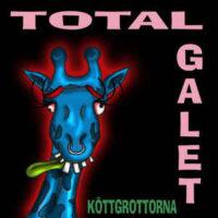 Köttgrottorna – Totalgalet (CD)