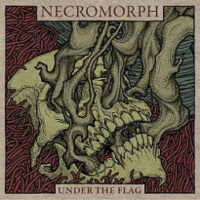 Necromorph- Under The Flag (Vinyl LP)