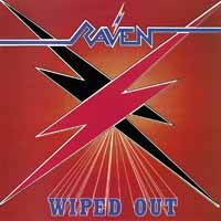 Raven – Wiped Out (2 x Vinyl LP)