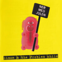 Simon & The Problem Child – Ner Med Julen (CD)