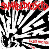 Svaveldioxid – Ändlös Mardröm (Röd Vinyl LP)