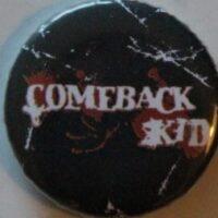 Comeback Kid – Logo (Badges)