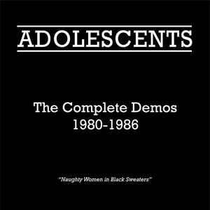 Adolescents – The Complete Demos 1980-1986 (Color Vinyl LP)