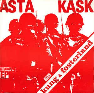 Asta Kask - För Kung & Fosterland (Vinyl Single)