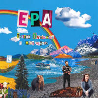 EPA – Tretton Övningar I Mindfulness (Vinyl LP)