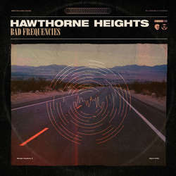 Hawthorne Heights - Bad Frequencies (Color Vinyl LP)