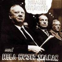 Hela Huset Skakar – Moralisk Upplösning (Vinyl LP)