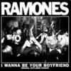 Ramones - I Wanna Be Your Boyfriend (Clear Vinyl Single)