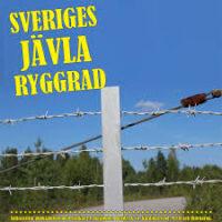Sveriges Jävla Ryggrad – V/A (Vinyl LP)(Lastkaj 14, Skrammel,MID)