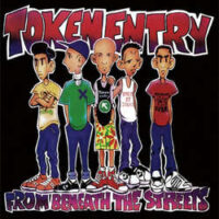 Token Entry – From Beneath The Streets (Color Vinyl LP)