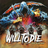 Will To Die – Twist Of The Knife (Color Vinyl LP)