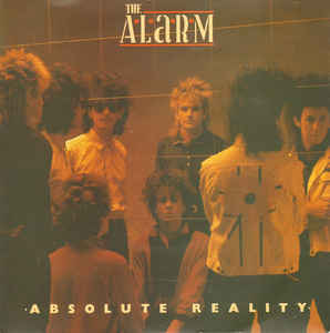 Alarm, The - Absolute Reality (Vinyl Single)