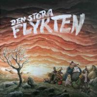 Den Stora Flykten – S/T (Vinyl LP)
