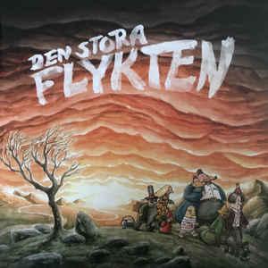Den Stora Flykten - S/T (Vinyl LP)