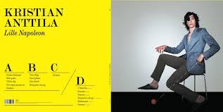 Kristian Anttila – Lille Napoleon (2 x Color Vinyl LP)
