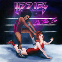 Lizzies – On Thin Ice (Vinyl LP)