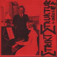 Strikt Struktur – 4-Spårs Ep (Color Vinyl Single)