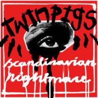 Twin Pigs – Scandinavian Nightmare (Color Vinyl LP)