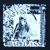 Anti Cimex – Raped Ass (Cloth Patch)