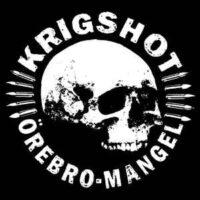 Krigshot – Örebro-Mangel (Vinyl LP)