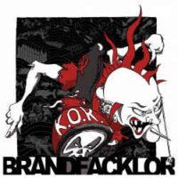 Kurt Olvars Rebeller – Brandfacklor (Vinyl LP)