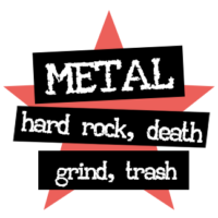 Metal, Hard Rock, Death, Grind, Thrash – vinyl + CD