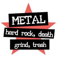 Metal, Hard Rock, Death, Grind, Thrash – vinyl + CD