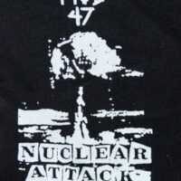 Mob 47 – Nuclear Attack (Cloth Patch)