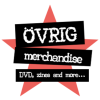 Övrig merchandise – DVD, zines and more...