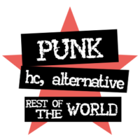Punk, hardcore, alternative – vinyl + CD utland