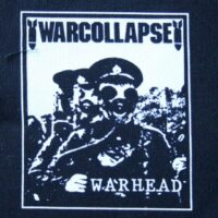Warcollapse – Warhead (Cloth Patch)