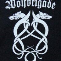 Wolfbrigade – Hellhound (Cloth Patch)