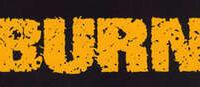 Burn – Logo (Cloth Patch)