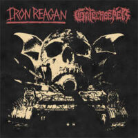 Iron Reagan / Gatecreeper – Split (Vinyl LP)