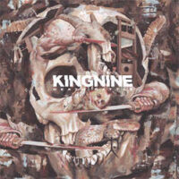 King Nine – Death Rattle (Color Vinyl LP)