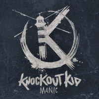 Knockout Kid – Manic (Blue Color Vinyl LP)
