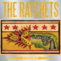 Ratchets, The – Heart Of Town (Color Vinyl MLP)
