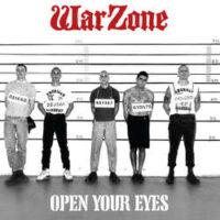 Warzone – Open Your Eyes (Blue Color Vinyl LP)