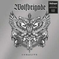 Wolfbrigade – Comalive (Color Vinyl LP)