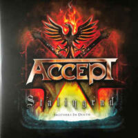 Accept – Stalingrad – Brothers in Death (2 x Vinyl LP)