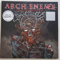 Arch Enemy – Covered In Blood (2 x Color Vinyl LP)