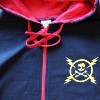 Asta Kask – Blixtar/Skalle (Zip Hood)