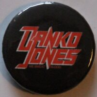 Danko Jones – Logo (Badges)