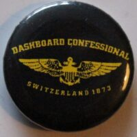 Dashboard Confessional – Wings (Badges)