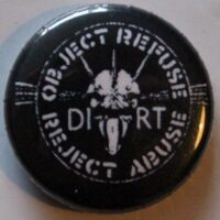 Dirt – Object, Refuse (Badges)