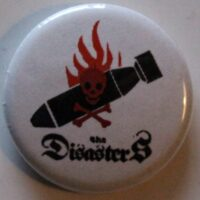 Disasters, The – Bomb/Skull (Badges)