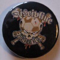 Discipline – Skull/Logo (Badges)
