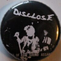 Disclose – Raw Sound (Badges)