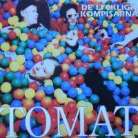 De Lyckliga Kompisarna – Tomat (Vinyl LP)