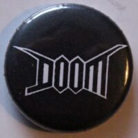 Doom – Logo (Badges)